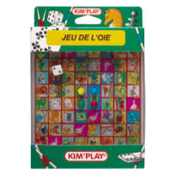 1354/1  JEU DE L'OIE  3225430013544