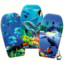 133BB  BODY BOARD  DAUPHINS 84 CM  3760005061334