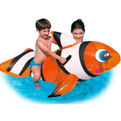41088  POISSON CLOWN 157CM...