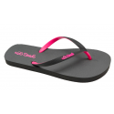 TONG SUN  FEMME COL BLACK/PINK